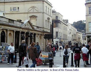 London/Bath 2001--September 7 to 17