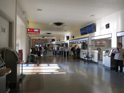Long Beach Airport - 8/17/2013