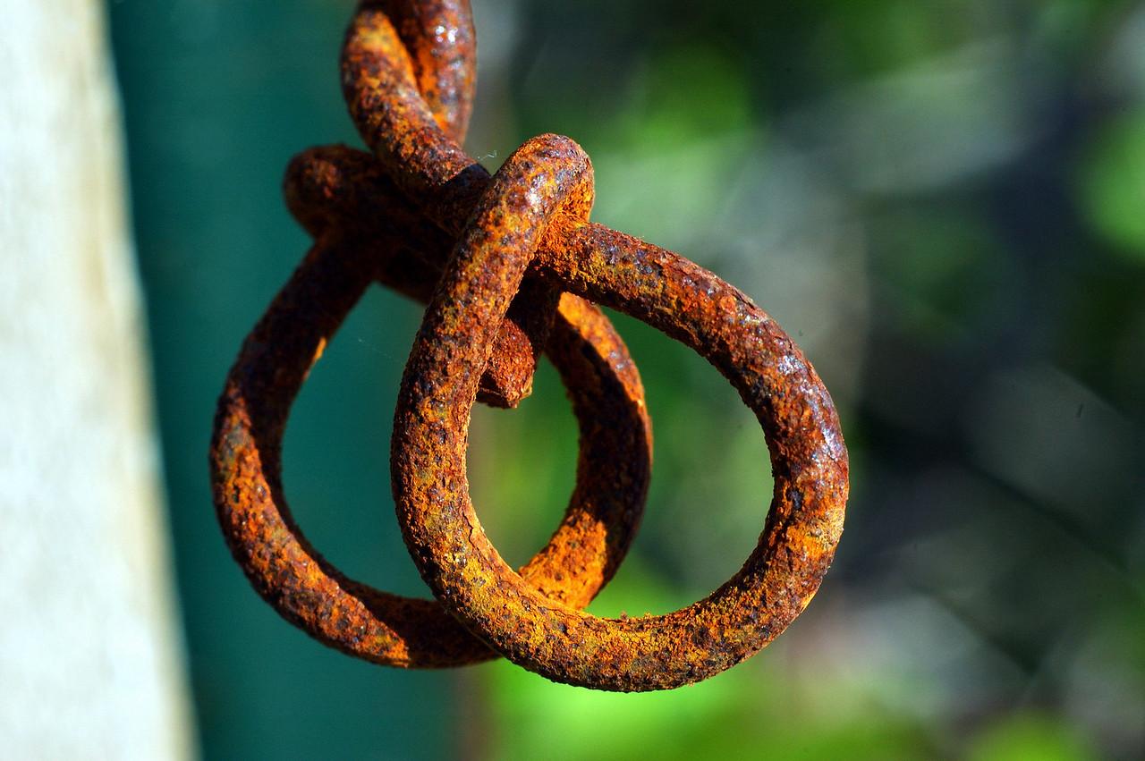 Rusty loops