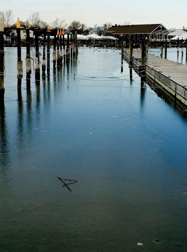 Bay Shore Marina, Jan 2007.<br /> <br /> Taken with Hartblei 35mm tilt-shift at f/2.8.