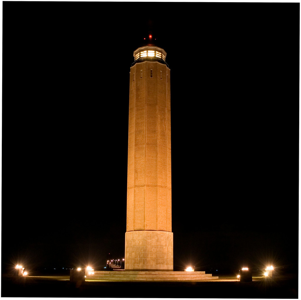 Robert Moses Beach tower