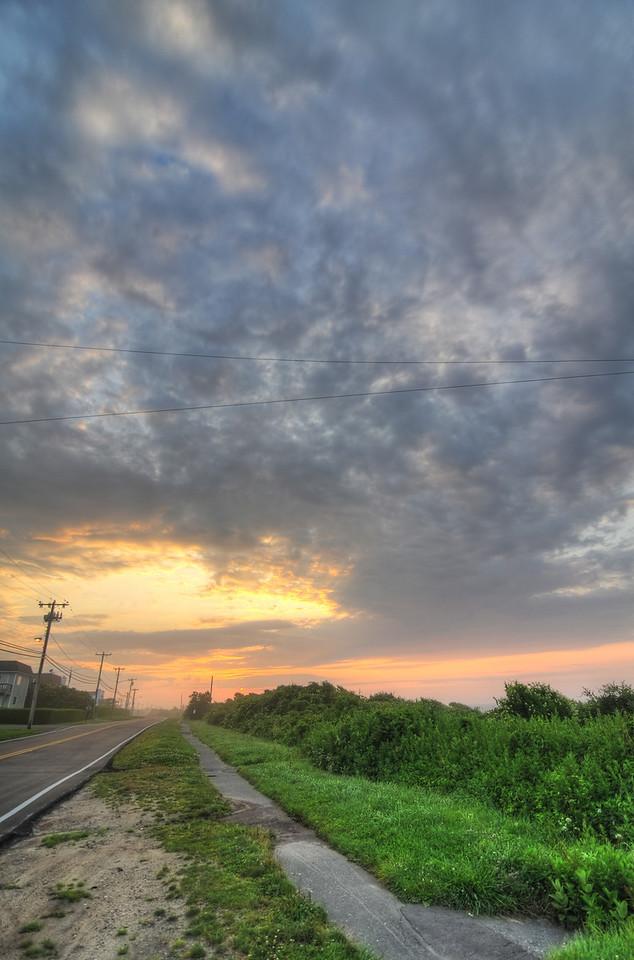 Montauk sunrise