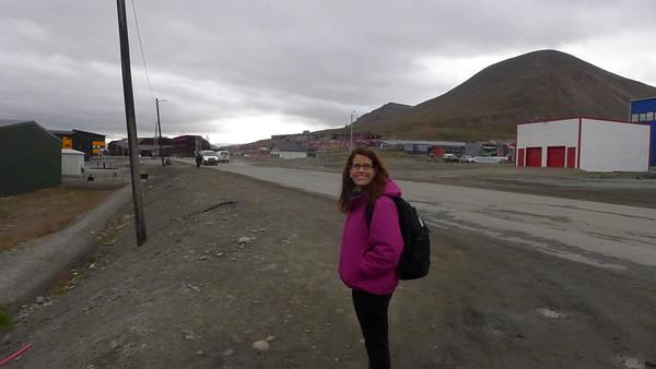 Longyearbyen Norway  August 2016