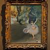 Getty Center - Dancer Taking a Bow (The Star) - Edgar Degas
