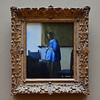 Getty Center - Woman in Blue Reading a Letter - Johannes Vermeer