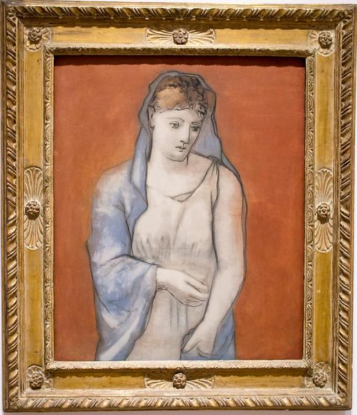 Picasso at Rivera Picasso Exhibit at LACMA
