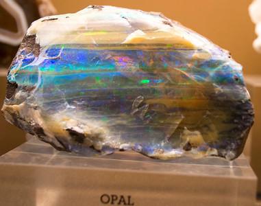Aussie Opal, Nat History Museum