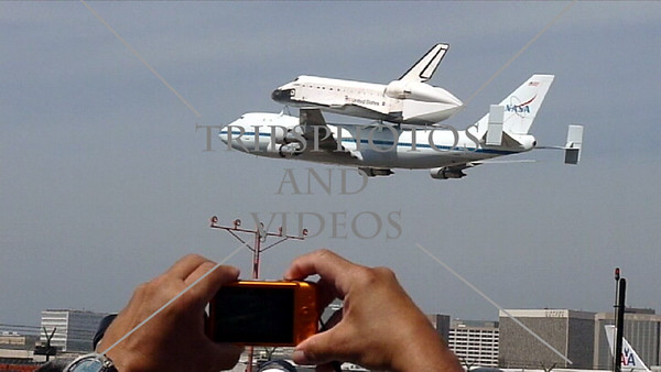 Space Shuttle Endeavour Final Journey