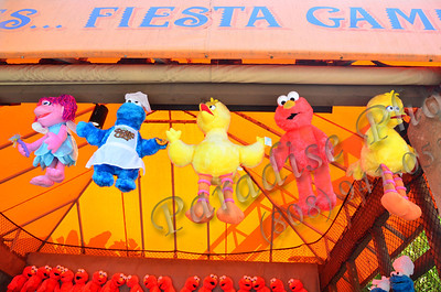 Fiesta Muppets game Knottsberry 12i95