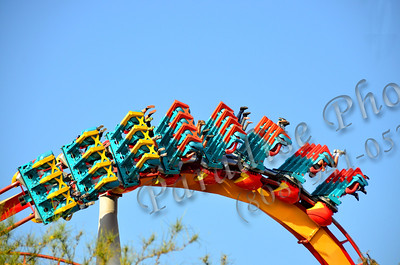 Upside down your turning Knotts 217