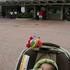 Oseia visiting the San Diego Zoo.