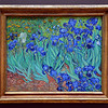 "The Getty Center - ""Irises"" by Vincent van Gogh"