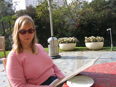 Los Angeles, Thanksgiving 2005