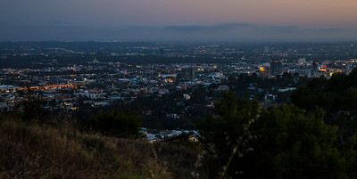 LA from the Griffith Observatory