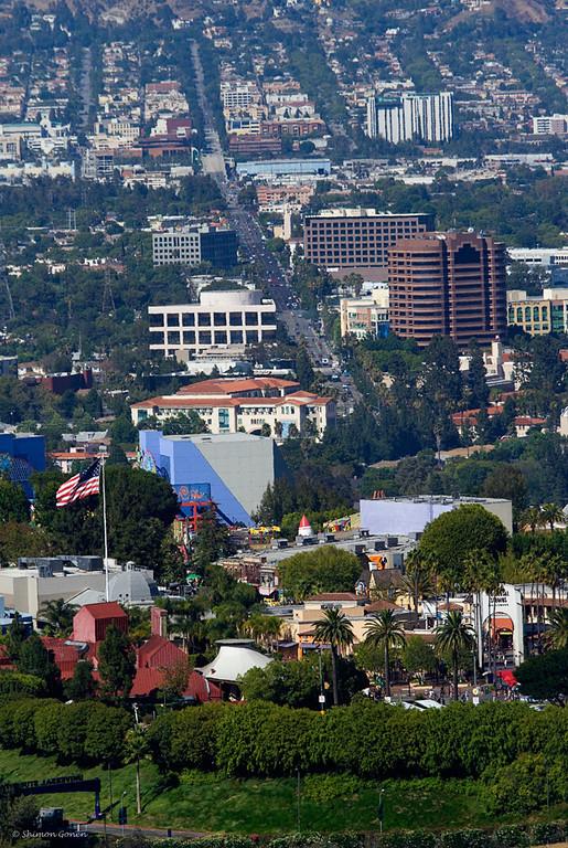 Universal Studios, LA