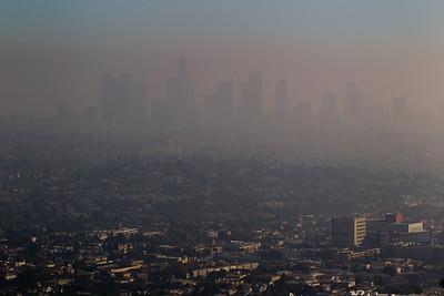 What smog?