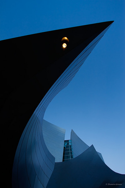 Jaws - Walt Disney Concert Hall, LA