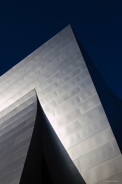 Symmetry - Walt Disney Concert Hall, Los Angeles