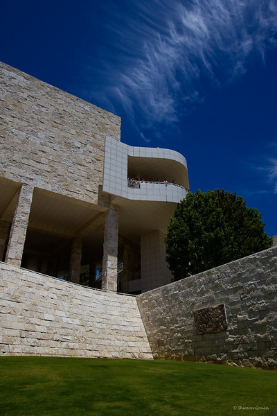 Getty Museum - LA, California