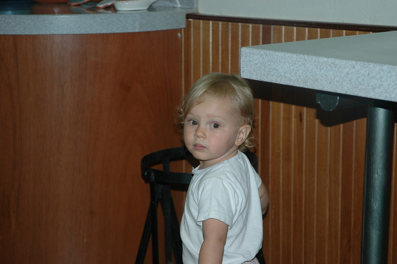Chef Andrew's little daughter.  She have lithuanian.