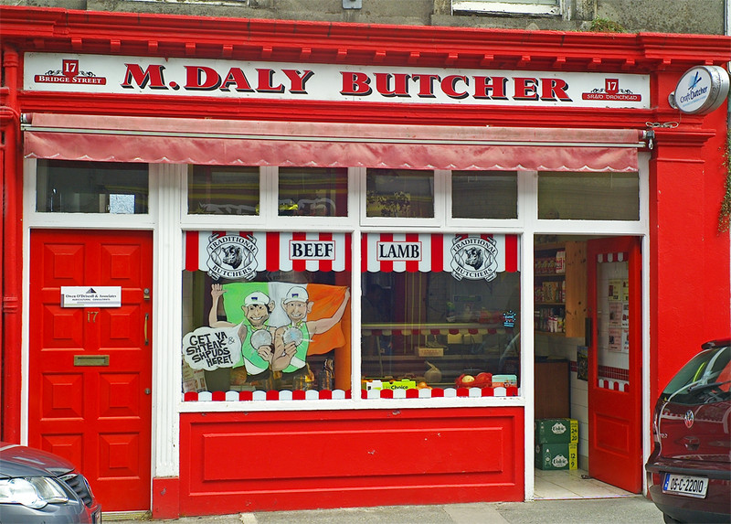 Skibbereen butchers offering 'Shteak and shpuds' - the secret of the O'Donovan brothers' Olympic silver sculling medal.