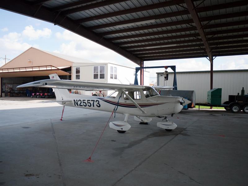 Carey's new Cessna 152