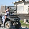 Madelyn 4-wheeling