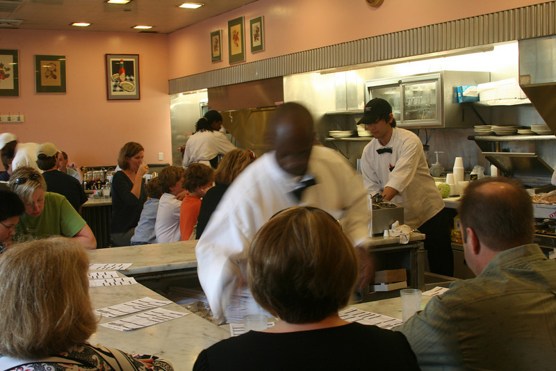 New Orleans - Camellia Grill