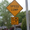 Lafayette traffic sign