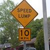 Lafayette traffic sign