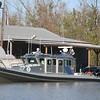 Homeland Security boat