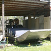 Junior Ponthieux's  Airboat