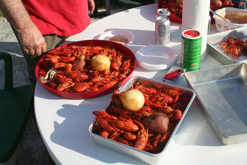 Crawfish time!