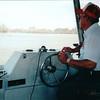 Boat Ride - McGee's Atchafalaya Basin Tour - Near Henderson, LA  3-6-00