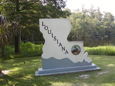 Louisiana Welcome Center (Texas-La Border)