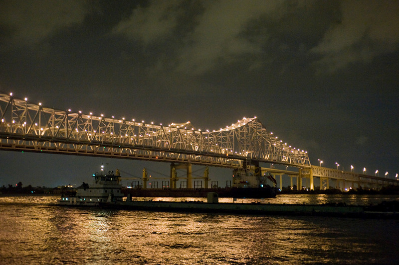 Greater New Orleans Bridge.