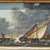 Barque in Trouble, Dutch School