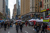 Eighth Avenue street fair