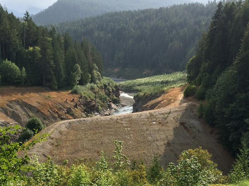 Yep, the dam dam is definitely gone.