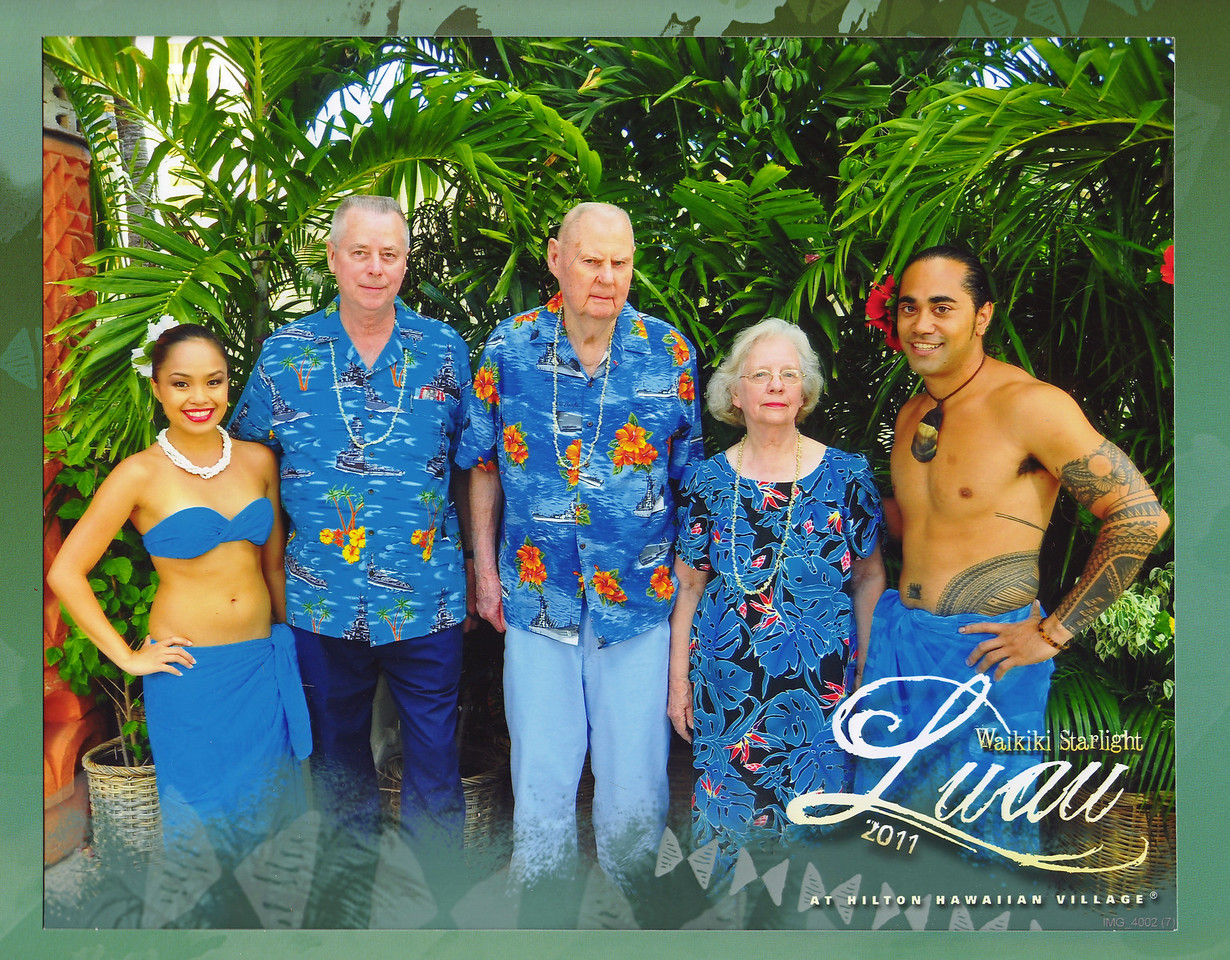 Entry Pic for Luau at Hilton