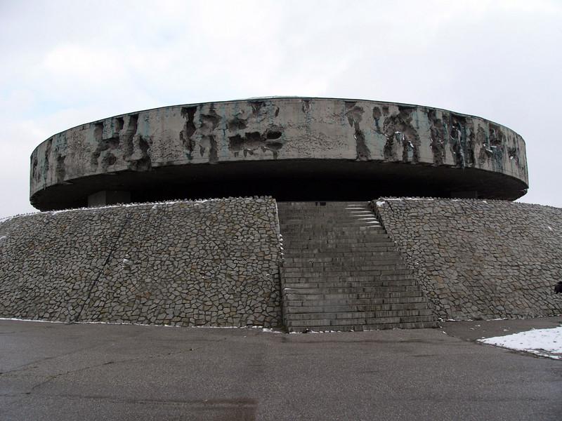 Mausoleum at Majdanek