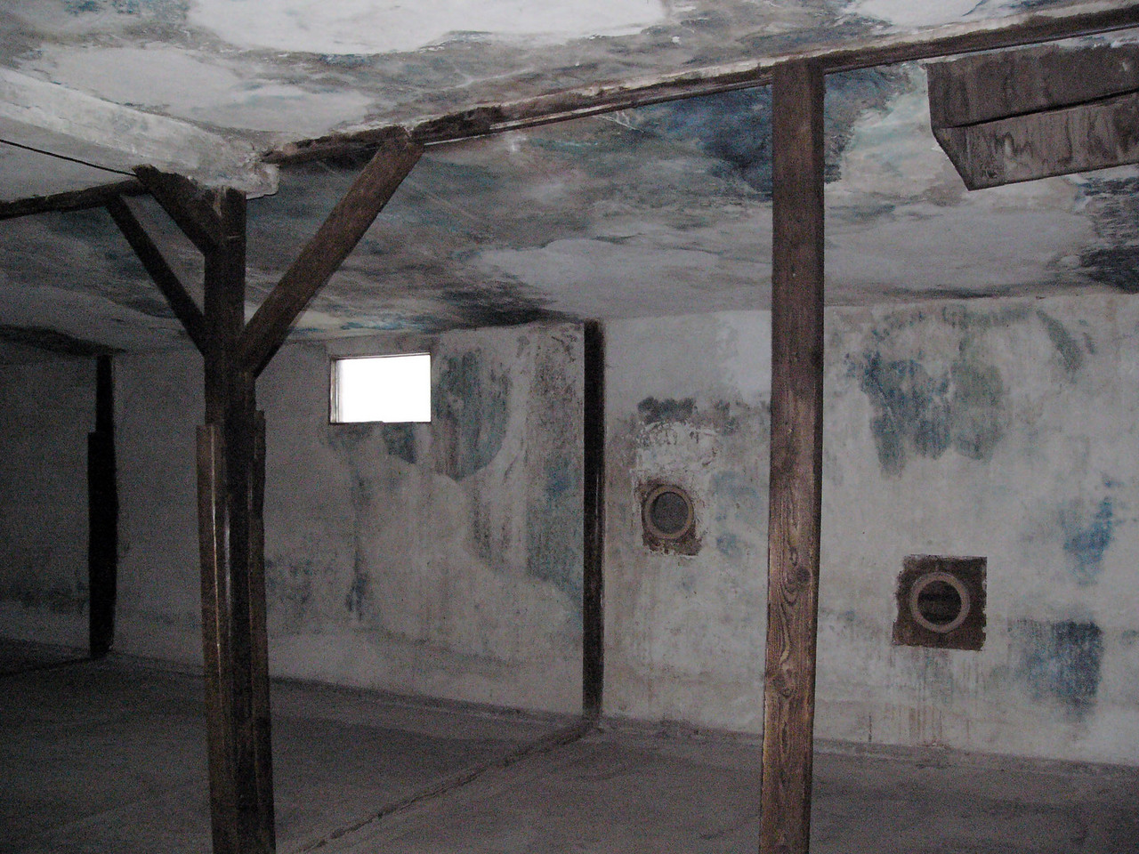 Gas chamber at Majdanek