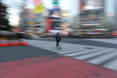 Run, run, run....the light has changed.