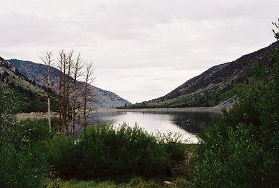 8/16/04 Lundy Lake