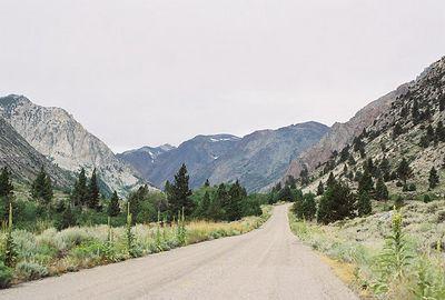 8/16/04 Road to Lundy Lake Resort/Cyn