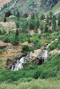 8/16/04 Lundy Falls