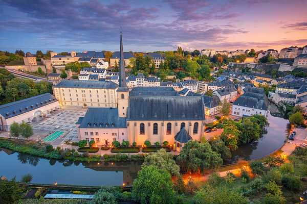Luxembourg City,