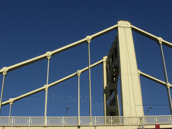 Wharhol Bridge over the Allegheny River