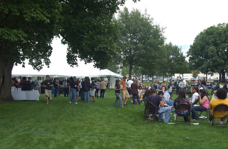 The President's Welcome Picnic