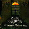 Outside photos of the very nice Mexican restaurant in downtown Livermore CA, Casa Orozco, where Lynne had wanted to go for her birthday.